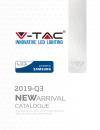 V-TAC Novinky