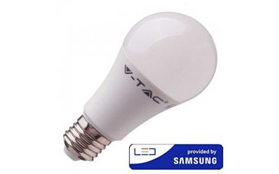 LED žiarovka E27 6,5 W teplá biela 5 rokov záruka A++