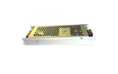 Kovový napájací adaptér s výkonom 150 W SLIM IP20 12 V/12,5 A