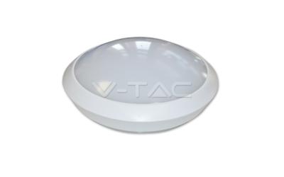 Senzorové svietidlo s krytím IP66, 12 W, studená biela, biele telo