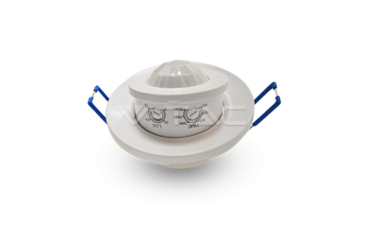 Podhľadový pohybový senzor s výklopnou hlavou 360°