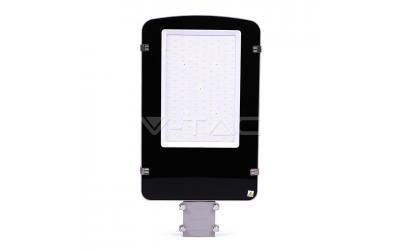LED pouličné svetlo 100 W studená biela 5-ročná záruka