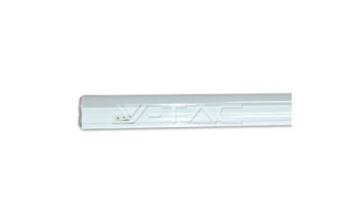 T5  LED trubicové svietidlo s dĺžkou 30 cm 4 W denná biela