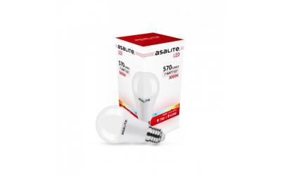LED žiarovka E27 7 W teplá biela klasik