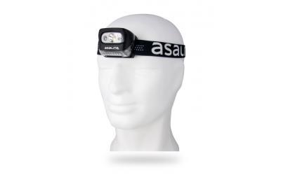 Čelová lampa 5 W 5 funkcií + 3 x AAA batérie