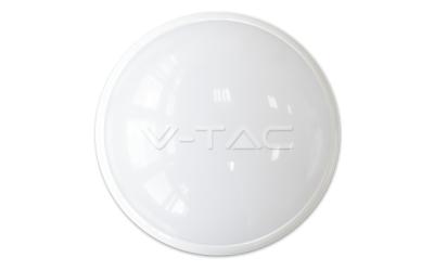 LED stropné svietidlo so senzorom pohybu, s posuvnými hodnotami, na E27 žiarovku