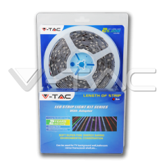 LED pásik set - RGB pásik 60 LED, trafo, ovládanie, IP20