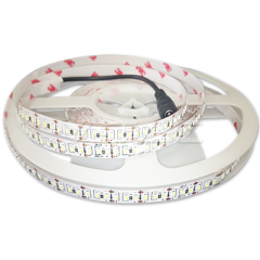 LED pásik SMD 3014, 204 LED/m, IP20, teplá biela