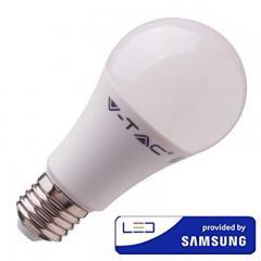 LED žiarovka E27 6,5 W studená biela 5 rokov záruka A++