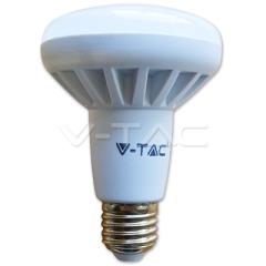 LED žiarovka reflektorová E27 R80 10W teplá biela
