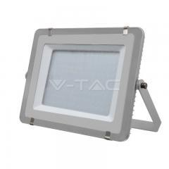 LED reflektor SLIM 300 W studená biela šedý s 5-ročnou zárukou