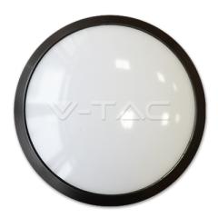 Senzorové svietidlo s krytím IP66, 12 W, studená biela, čierne telo