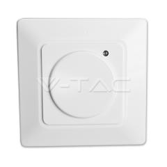Mikrovlnný pohybový senzor biely