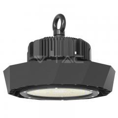 LED priemyselné svietidlo 100 W s výkonom 180 lm/W studená biela IP65 záruka 5 rokov