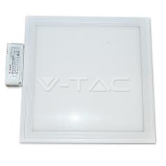 LED panel do kazetového stropu 30 x 30 20 W teplá biela