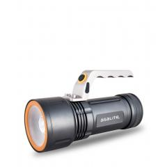 Prenosné LED svietidlo 5 W kovové 3 funkcie
