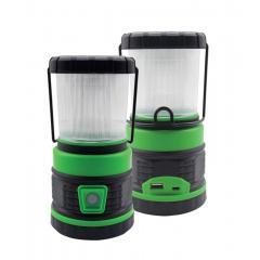 LED lampáš na kempovanie 3 W