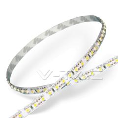 LED pásik 3528, IP65, 120 LED/m, studená biela
