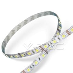 LED pásik 5050, IP20, 60 LED/m, studená biela