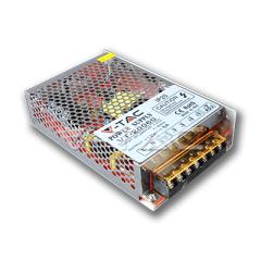 Kovový napájací adaptér pre LED pásiky IP20 - 60 W