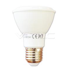 LED žiarovka E27 PAR20 8 W teplá biela 40°