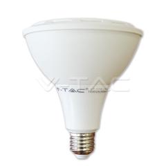 LED žiarovka E27 PAR38, 15W, studená biela 40°