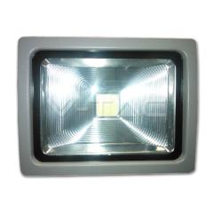 LED reflektor PREMIUM 20 W, studená biela, šedý