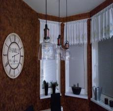 Inštalácia lustrov s retro LED žiarovkami
