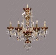 """LED """"retro"""" žiarovky v krištáľových lustroch od Glass LPS"""